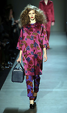 FEB 11 2013 Marc by Marc Jacobs show at  New York Fashion Week A/W 13