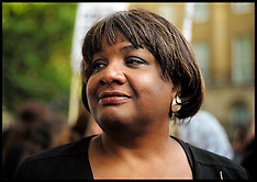 File Photo - Diane Abbott axed as shadow health minister by Ed Miliband