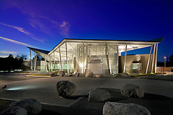 Hansen Dam Ranger Station by Frank Webb Architects / Photography by Tom Bonner - Job ID 5981