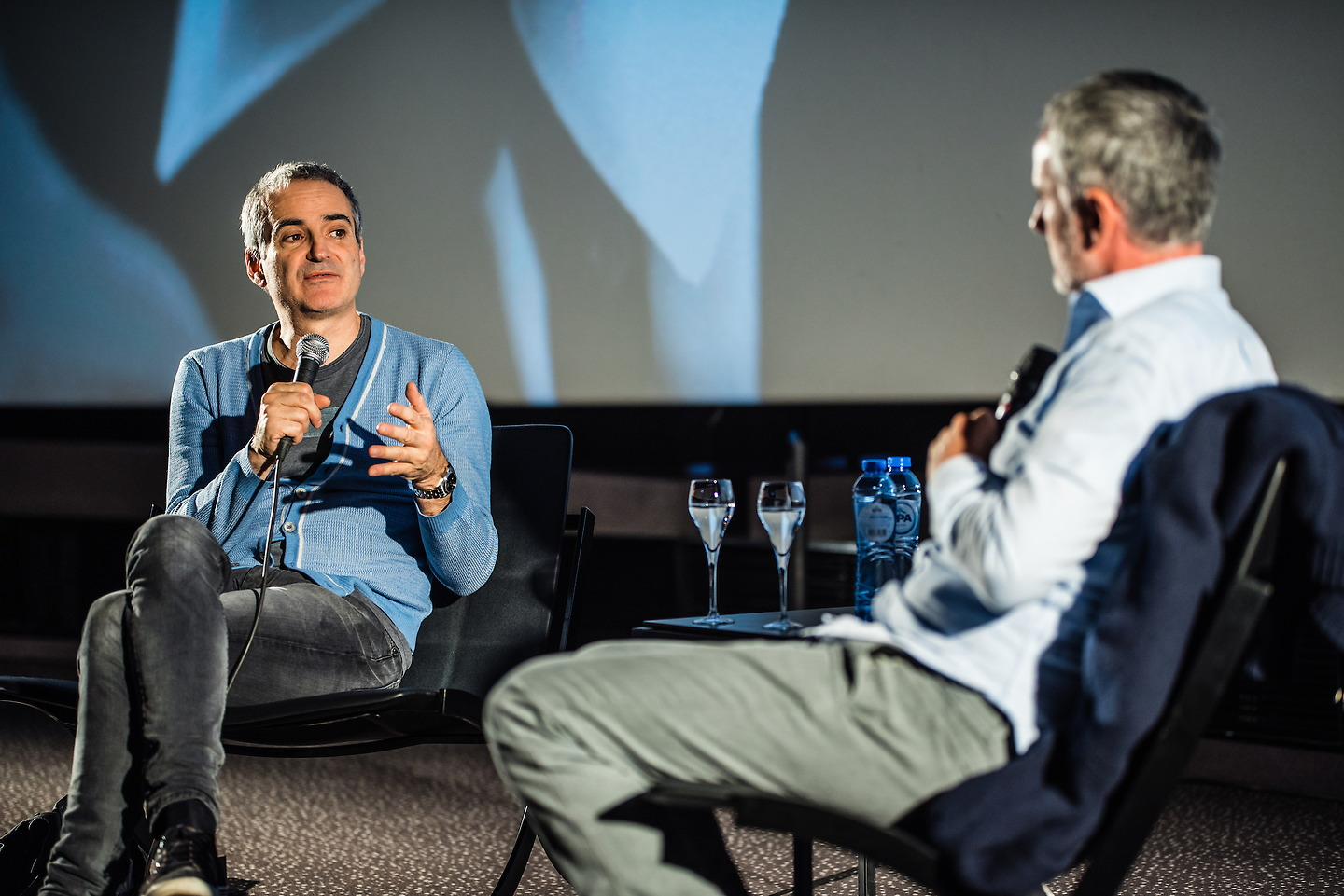 Film Fest Gent - Director's Talk: Olivier Assayas