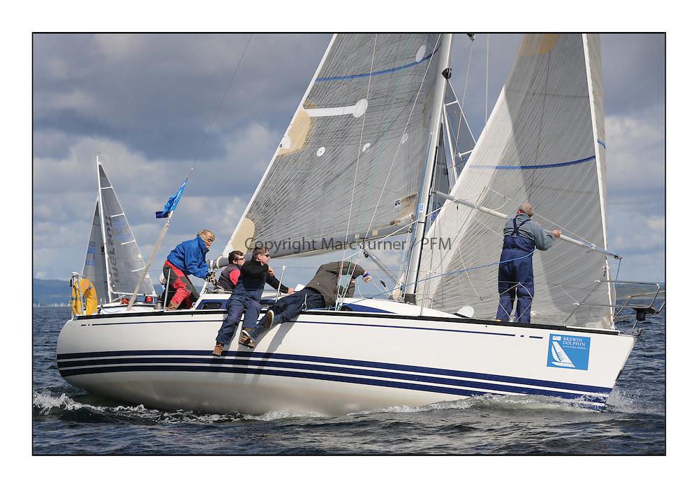 The Brewin Dolphin Scottish Series, Tarbert Loch Fyne...GBR581R Antix Whitby YC X302 John Allen .
