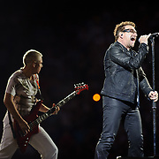 BALTIMORE, MD - June 22nd, 2011 - U2 perform at M&T Stadium in Baltimore, MD as part of the second leg of their 360 tour. (Photo by Kyle Gustafson)