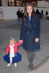 Imogen Thomas and Ariana attend Annie Gala Screening at Odeon West End, Leicester Square, London on Sunday 14 December 2014