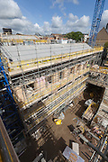 April 2012: Pembroke College Brewer Street Project