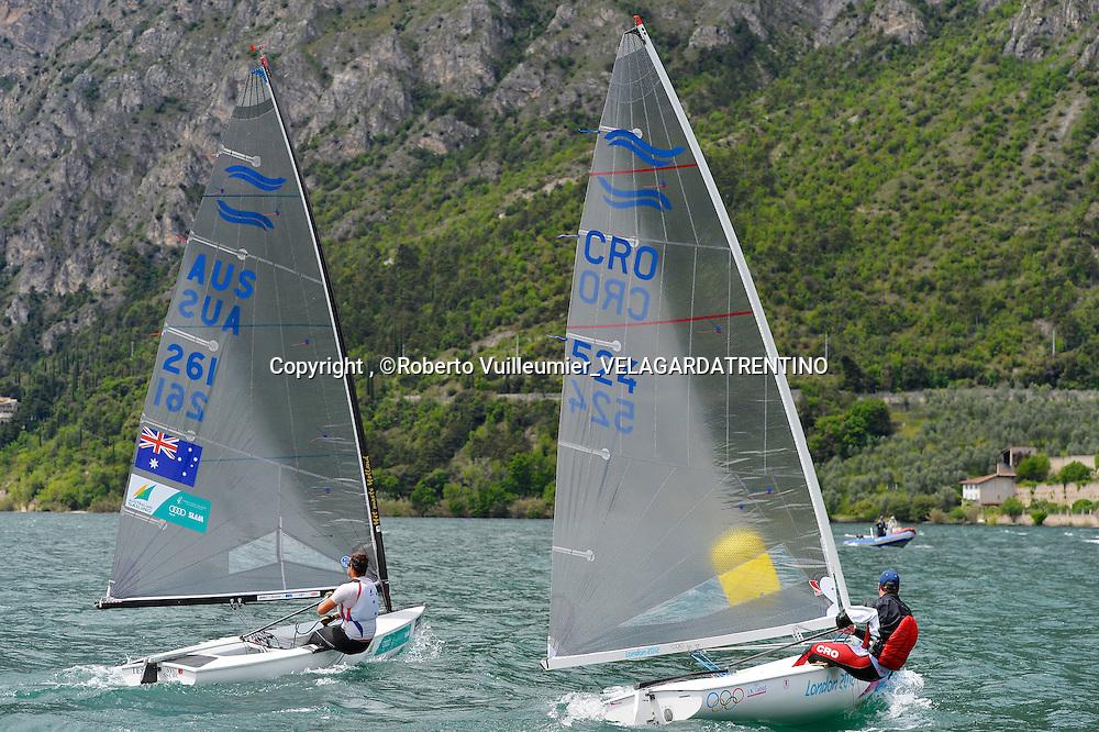 Garda Trentino Olympic Week 2013