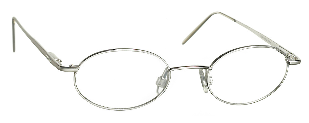 silver izod eye glasses