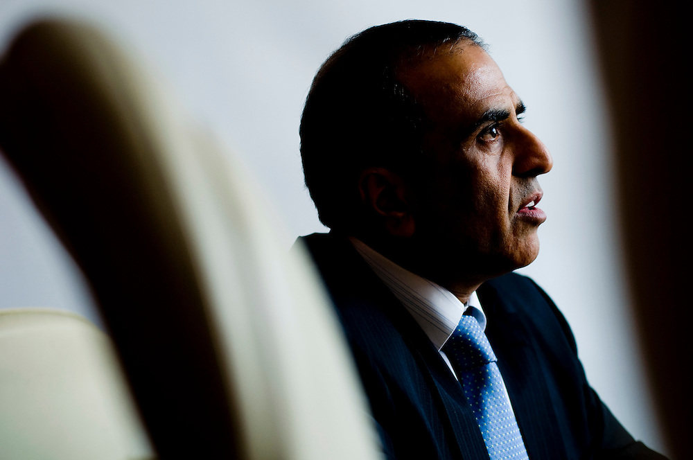 Sunil Bharti Mittal, chairman and managing director of the Bharti Group that owns India's largest GSM telecom operator Airtel