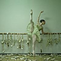Ballet in Progress