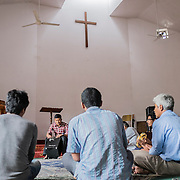 Putali Sadak church, built in the 1953, is the second oldest church in Nepal