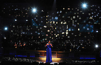 Queen Latifah performs at the 2nd Annual BET Honors