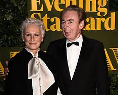 13 NOV 2016 The Evening Standard Theatre Awards