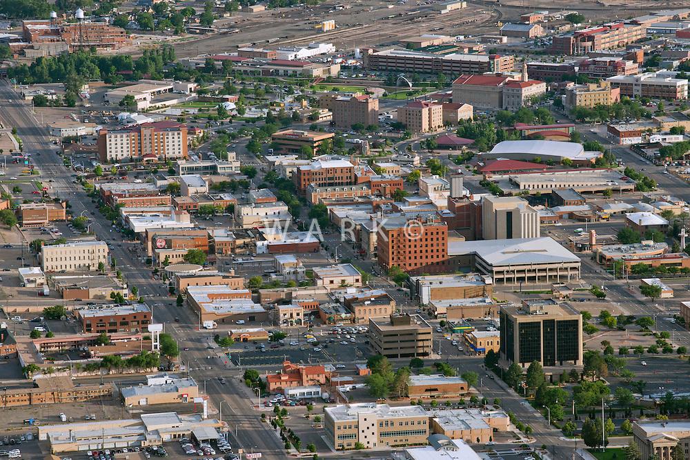 Pueblo Colorado downtown. July 2014. 85702