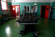 Stud Farm's Hospital, surgery room.