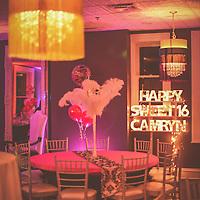 Camryn 16th Birthday