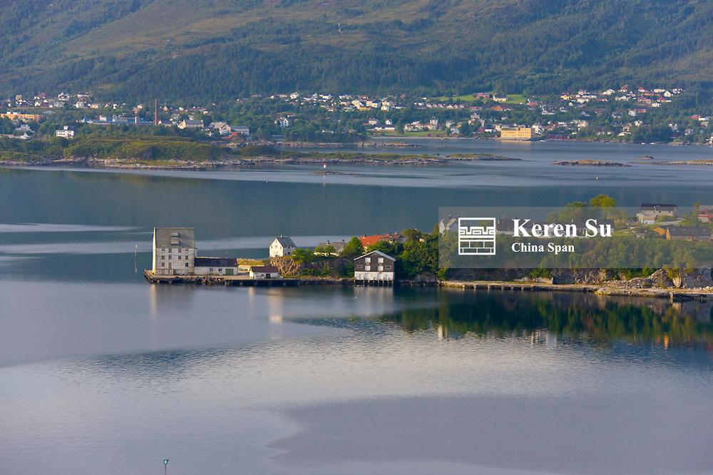 View of Alesund, Norway
