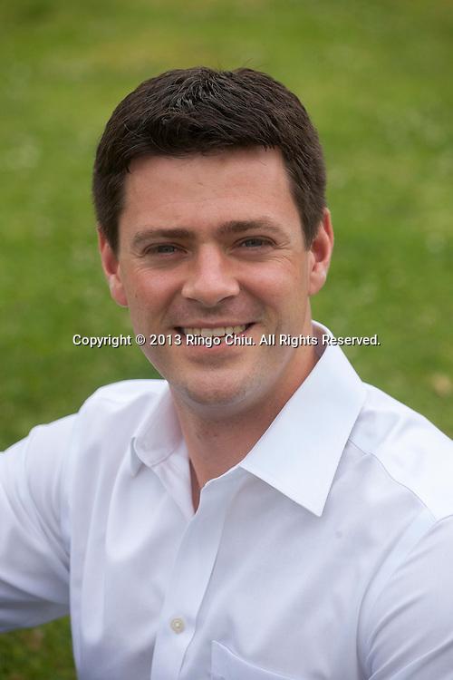 Brenton Sullivan, co-founder of Fieldlevel.  (Photo by Ringo Chiu/PHOTOFORMULA.com)