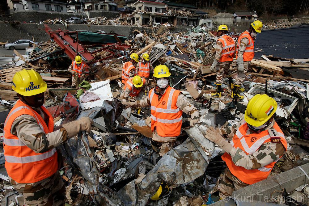 Japan tsunami earthquake   Kuni Takahashi Photography