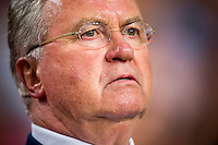 AMSTERDAM - Nederland - USA , Amsterdam ArenA , Voetbal , oefeninterland , 05-06-2015 , Bondscoach van het Nederlands elftal Guus Hiddink