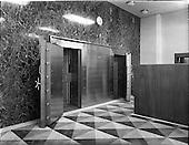 1961 - Views of Bank of Ireland at Raheny.