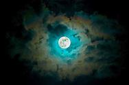 Haiku, Moon, Maui Hawaii
