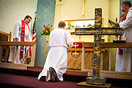 "A ""Day of Thanksgiving and Rededication"" at St. John's Lutheran Church in New Minden, Illinois."