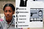 Demanding Justice over killing of Trayvon Martin