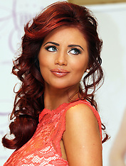 JAN 30 2013 Amy Childs new fashion collection
