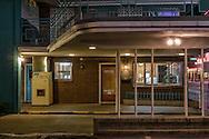 USA, Nevada, Reno, American Nighytscapes, Thunderbird Motel