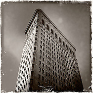Flatiron Building, New York City. © 2012 Darren Carroll