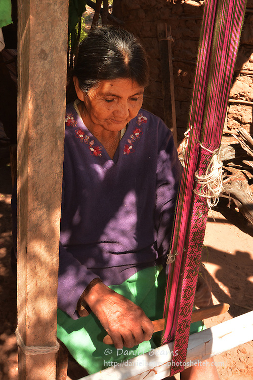 Guarani in Yapiroa, Isosog, Santa Cruz, Bolivia