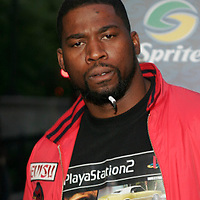 David Banner at Sprites Street Culture Showcase at Gustavino's on May 23, 2006.