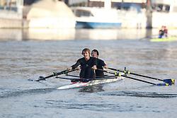 2012.02.05 Hampton Head 2012. The River Thames.