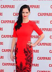 NOV 04 2014 Campari Calendar press launch, London, Britain