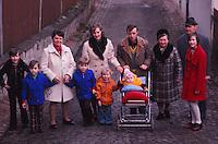 Bavarian family