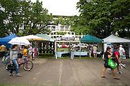 20120602 Ironman Cairns Triathlon Festival Stock