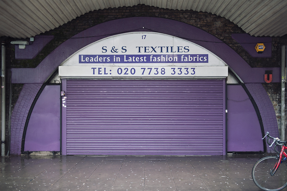 S&amp;S textiles. <br /> 17 Atlantic Road.<br /> <br /> 10 years ago the Shafiq family took over the textiles shop that has been there for more than 35 years.