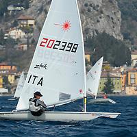 Europa Cup Laser Torbole 2012