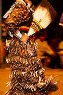 Jingle Dancer, Milk River Indian Days Pow Wow, Fort Belknap Indian Reservation, Montana
