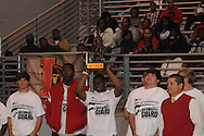 "Lafayette High accepts an award at the MaxPreps ""Tour of Champions"" for their 2011 state championship in Oxford, Miss. on Wednesday, January 11, 2012."