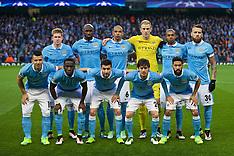 160412 Man City v Paris Saint-Germain