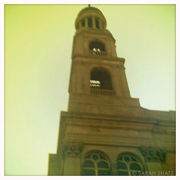 Our Lady of Pompei Church, Carmine Street