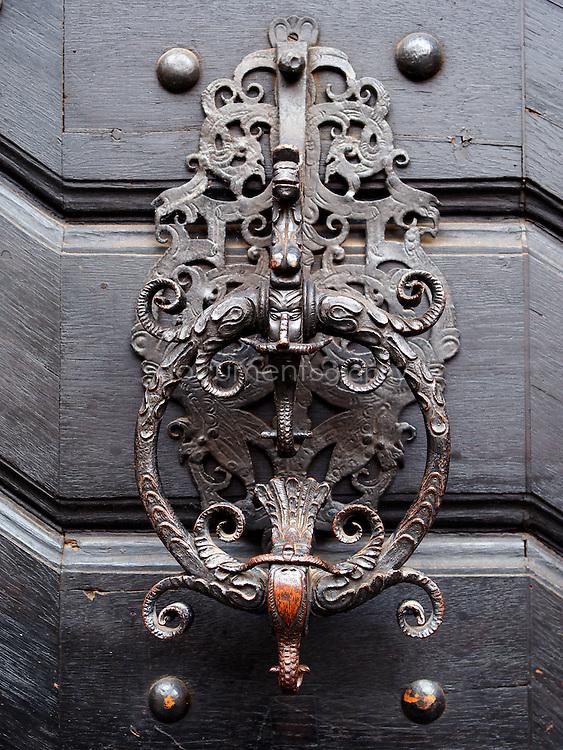 Detail at the castle Prague, Czech republic