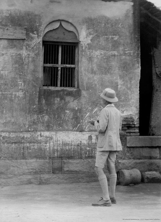 Madurai, India, 1929