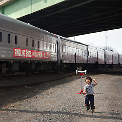 On the Circus Train with Ringling Brothers