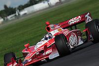 Marco Andretti, Edmonton Indy, Edmonton City Centre Airport, Edmonton, Alberta, CAN 7/24/2001