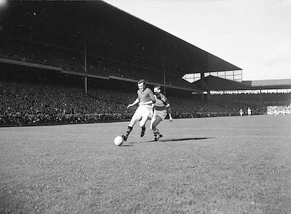 All Ireland Senior Football Final Down v. Offaly 24th September 1961...24.09.1961  24th September 1961