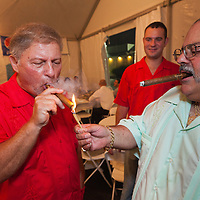 Long Branch Fire Department Fourth Annual Cigar Dinner