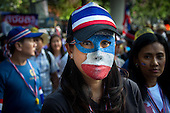 Thailand Extended Protest of 2014