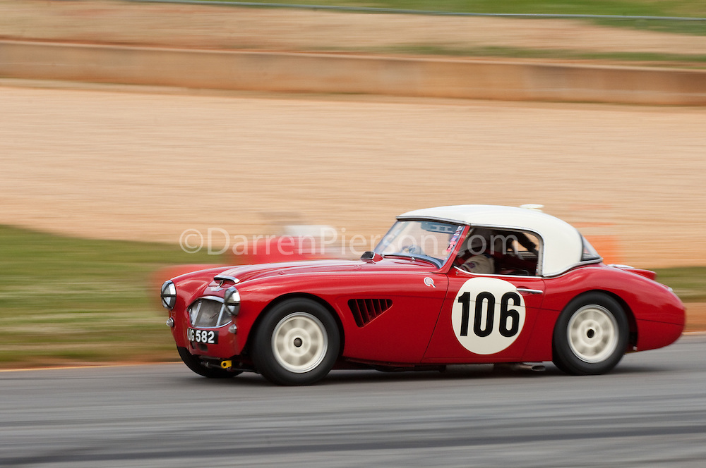 #106 '57 Austin Healey 100-6: Jim Greg