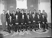 1981 - Coalition Government Receive Their Seals Of Office.  (N84).